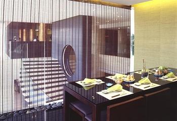 广州建国酒店日本料理包房