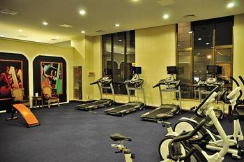 北京美泉宫饭店健身房