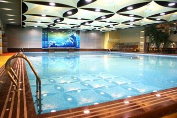 大连香洲花园酒店游泳馆