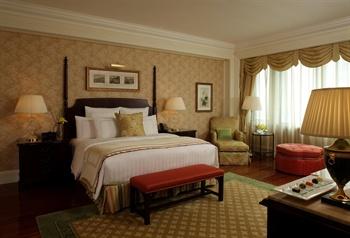 北京丽思卡尔顿酒店(华贸中心)行政套房