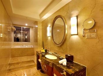 中信宁波国际大酒店行政豪华房-卫生间