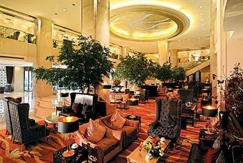 北京裕龙国际酒店大堂