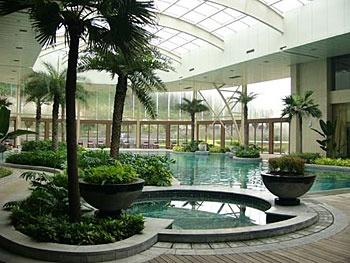 徐州开元名都大酒店游泳池
