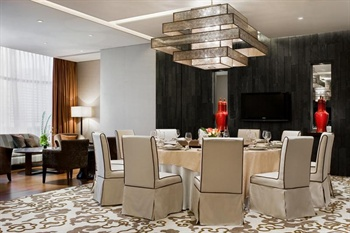 广州海航威斯汀酒店红棉餐厅包间