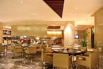 济南索菲特银座大饭店炫宫真亚洲咖啡厅