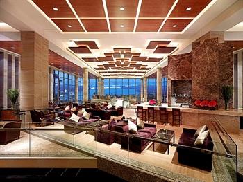 东莞松山湖凯悦酒店大堂吧