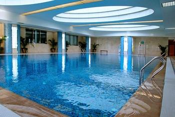 北京昆泰嘉华酒店游泳池