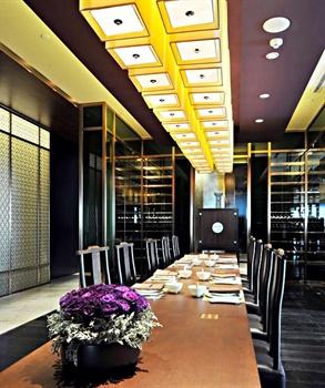 上海卓美亚喜玛拉雅酒店餐厅