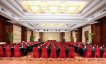 杭州富阳国际贸易中心大酒店国贸厅