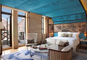 天津海河英迪格酒店英迪格精品套房