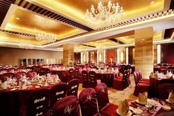 上海朱家角皇家郁金香花园酒店牡丹厅
