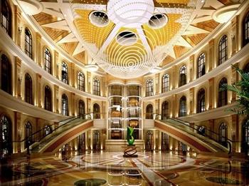 石狮建明国际大酒店综合大堂