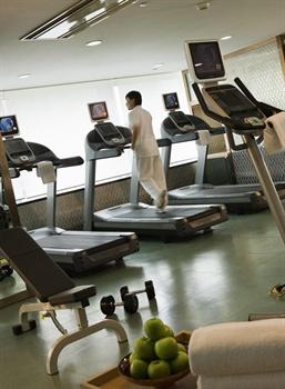 上海斯格威铂尔曼大酒店健身房