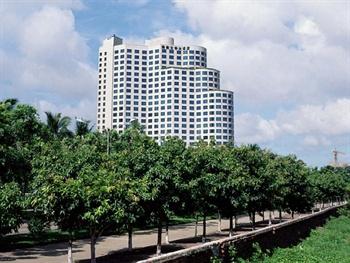 海南君华海逸酒店酒店外观