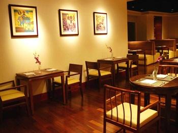 南宁鑫伟万豪酒店餐厅
