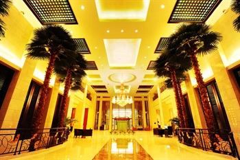 珠海海泉湾维景国际大酒店大堂