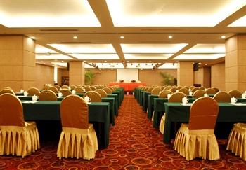 北京京泰龙国际大酒店龙园厅会议室