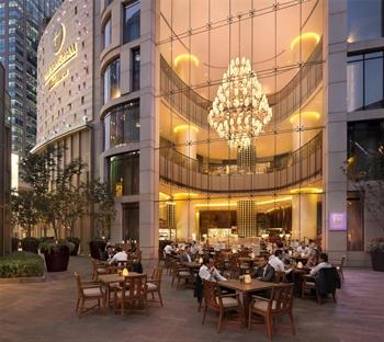 上海新天地朗廷酒店凯旋餐厅