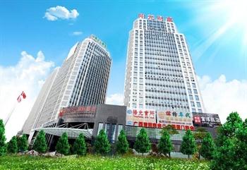 南宁阳光国际酒店酒店外观图片