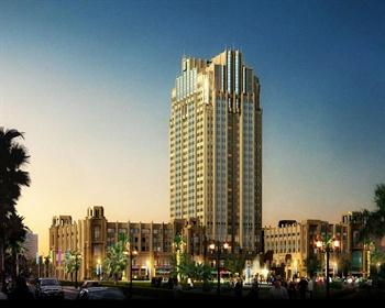 深圳中海凯骊酒店酒店外观图片