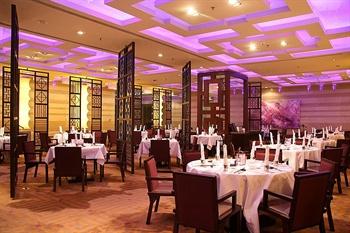 金茂北京威斯汀大饭店中国元素餐厅