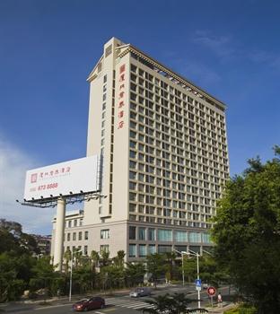 厦门君泰酒店酒店外观图片