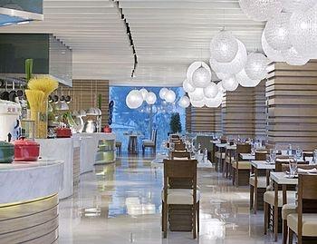 北京金隅喜来登酒店餐厅