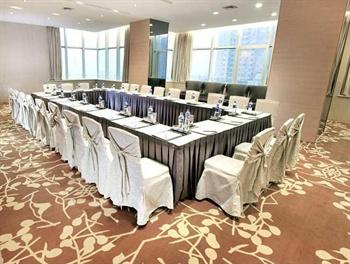 武汉帝盛酒店紫荆花厅