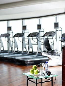 北京首都机场东海康得思酒店健身房/健身中心