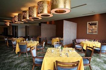 苏州金鸡湖凯宾斯基大酒店餐厅