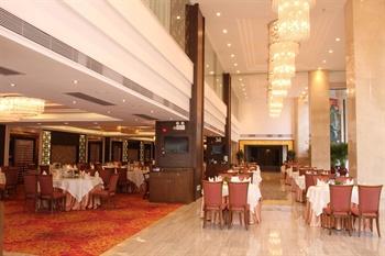 佛山南海嘉逸酒店中餐大厅