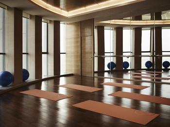 无锡新湖铂尔曼大酒店瑜伽室