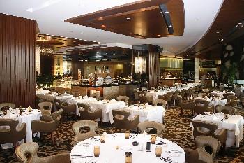 苏州海悦花园大酒店西餐厅
