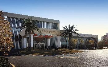 西安华清爱琴海温泉酒店酒店外观图片