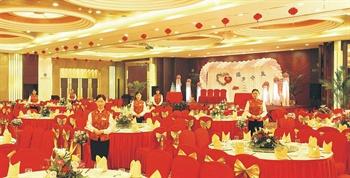 武汉华天大酒店大型宴会厅