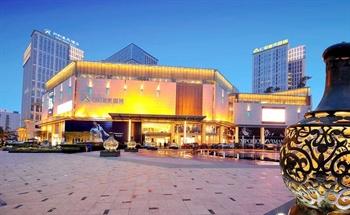 成都仁和春天酒店酒店外观图片
