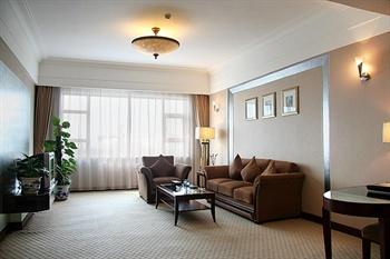东莞会展国际大酒店豪华商务套房-客厅
