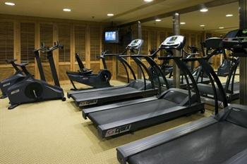 上海红塔豪华精选酒店健身房