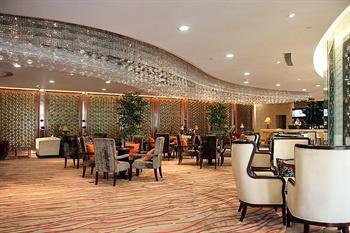 北京華濱國際大酒店大堂吧