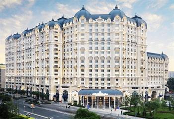 北京励骏酒店酒店外观