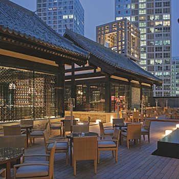 北京柏悦酒店秀酒吧