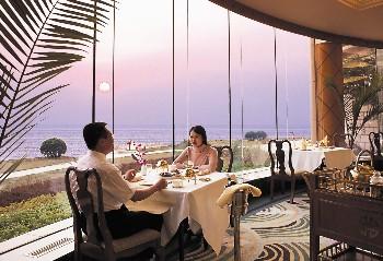 威海金海湾国际饭店环翠苑中餐厅