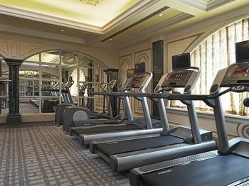北京励骏酒店健身房