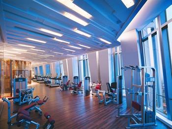 北京国贸大酒店健身中心