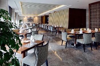 宁波逸东豪生大酒店豪生咖啡厅
