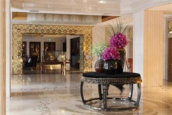 北京福地凰城酒店大堂
