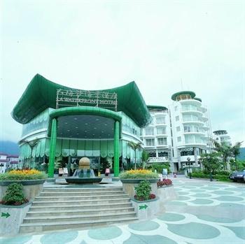 深圳大梅沙海景酒店外观图片