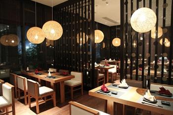 深圳隐秀山居酒店日式餐厅