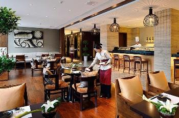 宁波逸东豪生大酒店橘日餐厅
