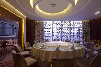 长沙雅尊戴斯酒店中餐包厢